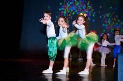 """Детская танцевальная школа-студия современного танца """"Движение""""."""