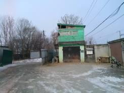 Гаражные блок-комнаты. улица Аянская 24, р-н Центральный, 22кв.м., электричество