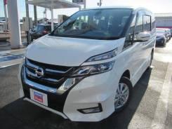 Nissan Serena. автомат, 4wd, 2.0 (150л.с.), бензин, 52 000тыс. км, б/п, нет птс. Под заказ