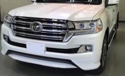 Обвес кузова аэродинамический. Toyota Land Cruiser, GRJ200, J200, URJ200, URJ202, URJ202W, UZJ200, UZJ200W, VDJ200 Toyota Urban Cruiser Двигатели: 1UR...