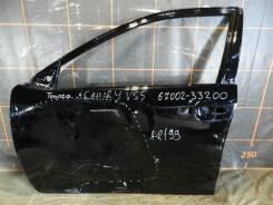 Toyota Camry V50 (2011-17гг) - Дверь передняя левая