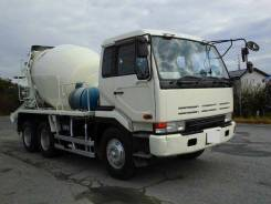Nissan Diesel. Миксер Nissan UD, 15 100куб. см., 6,00куб. м. Под заказ
