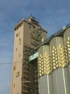 Монтаж навесных вентилируемых фасадов Кровельные работы Монтаж светопр