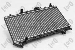 Радиатор охлаждения двигателя. Toyota Avensis, AT220, AZT220, CDT220, CT220, ST220, ZZT220