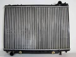 Радиатор охлаждения двигателя. Toyota Previa, TCR10, TCR20