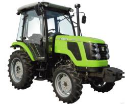 Zoomlion. Трактор RK-504C с кабиной, 50 л.с.