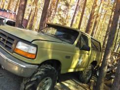 Спойлер на заднее стекло. Ford Bronco Ford Explorer, UN46 Двигатель COLOGNEV6OHVEFI