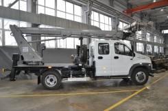 Пинский завод СММ ВС-22Т. Подъемник ВС-22Т-01 на новые и б/у шасси