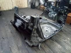 Задняя часть автомобиля. Subaru Forester, SG, SG5, SG6, SG69, SG9, SG9L