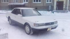 Toyota Chaser. LX80, 4S