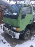 Mitsubishi Fuso Canter. Продам грузовик с краном, 3 000кг., 4x4