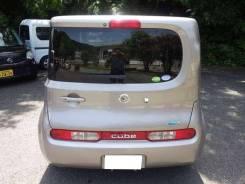 Nissan Cube. автомат, передний, 1.5 (111л.с.), бензин, 32 000тыс. км, б/п. Под заказ