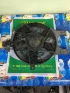 Вентилятор охлаждения радиатора. Nissan Terrano, TR50 Nissan Terrano Regulus, JTR50 Двигатель ZD30DDTI