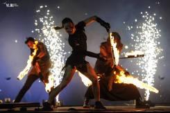 Танцы с огнём! Он-Лайн или Индив-но на улице! Авторская методика с 2010г