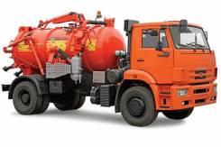 Коммаш КО-507К. Продам Илососную машину КО-507К на шасси Камаз 53605, 6 700куб. см. Под заказ