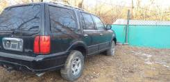 Бампер передний Lincoln Navigator 1998-2002