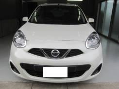Nissan March. автомат, передний, 1.2 (79л.с.), бензин, 26 000тыс. км, б/п. Под заказ