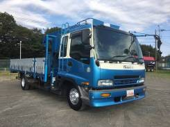 Isuzu Forward. , 8 220 куб. см., 5 000 кг., 4x2. Под заказ