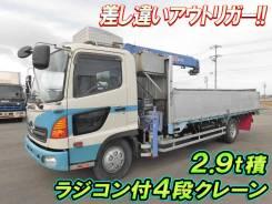 Hino Ranger. HINO Ranger, 7 960куб. см., 5 000кг., 4x2. Под заказ