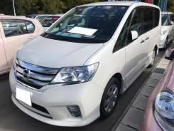 Nissan Serena. автомат, 4wd, 2.0 (150л.с.), бензин, б/п. Под заказ