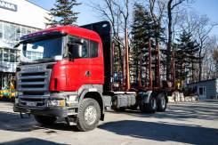 Scania R620. Сортиментовоз CB6x4EHZ, 16 000куб. см., 30 000кг., 6x4