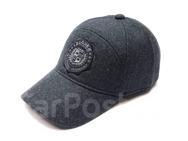 Бейсболка кепка шерстяная мужская Bogner (серый) - Головные уборы в ... 49283f5610c22