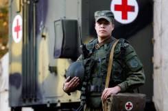 Военнослужащий по контракту. Министерство обороны Российской Федерации. Г. Хабаровск