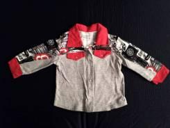 Рубашки. Рост: 68-74, 74-80, 80-86, 86-92 см