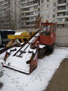 КМО СБМК-5. Снегопогрузчик лаповый, 3 000куб. см.