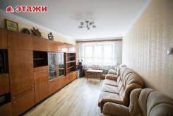 2-комнатная, улица Давыдова 31а. Вторая речка, проверенное агентство, 56кв.м. Интерьер