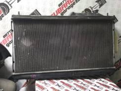 Радиатор охлаждения двигателя. Subaru Legacy, BL, BP, BL5, BL9, BLD, BLE, BP5, BP9, BPE, BPH Двигатель EJ20Y