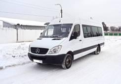 Mercedes-Benz Sprinter 515 CDI. Мерседес Спринтер (Mercedes Sprinter) 515 CDI, 19 мест