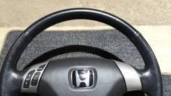 Руль. Honda Accord, CL7, CL8, CL9, CM1, CM2, CM3, CM5, CM6 Двигатели: J30A4, J30A5, JNA1, K20A, K20A6, K20A7, K20A8, K20Z2, K24A, K24A3, K24A4, K24A8
