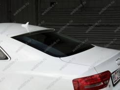 Спойлер на заднее стекло. Audi A5, 8F7, 8T3, 8TA CAEA, CAEB, CALA, CAPA, CCWA, CDHB, CDNB, CDNC