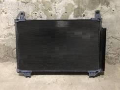 Радиатор кондиционера. Toyota Yaris, NCP91, NCP93 Toyota Vitz Двигатели: 1NZFE, 2SZFE