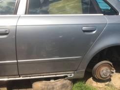 Дверь задняя левая Audi A4 B7