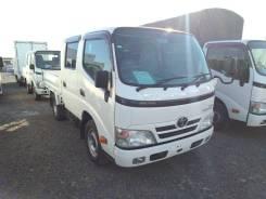 """Toyota ToyoAce. Продам двухкабинный грузовик Toyota Toyoace, 4WD, категория """"В"""", 3 000куб. см., 1 500кг., 4x4"""