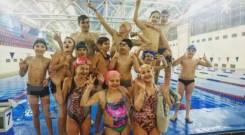 Спортивное плавание Будние дни!