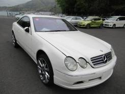 Обвес кузова аэродинамический. Mercedes-Benz CL-Class, C215
