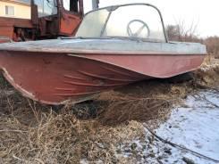 Казанка-5М3. двигатель подвесной, бензин. Под заказ