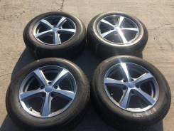 215/60 R16 Bridgestone EX20 RV литые диски 5х114.3 (L24-1607)