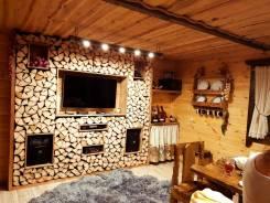 Баня на дровах для полноценного отдыха