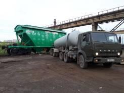 КамАЗ 5410. Цементовоз который работает как надо!, 10 850куб. см., 20 000кг., 6x4