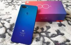 Xiaomi Mi8 Lite. Новый, 64 Гб, Синий, 4G LTE