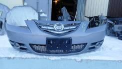 Бампер. Mazda Mazda3, BK Mazda Axela, BK3P, BK5P, BKEP Двигатели: L3VE, LF17, LFDE, RF7J, Y601, Z6, ZJVE, L3VDT, LFVE, ZYVE