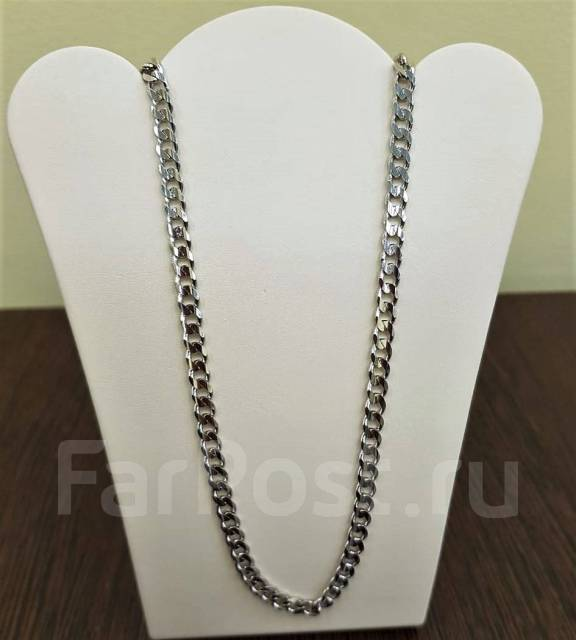 11db8d05cabd Серебряная цепь, плетение