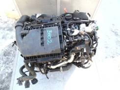Двигатель BH02 Citroen C3 1.6