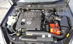 Двигатель в сборе. Nissan Teana, J31, PJ31, TNJ31 Двигатели: QR20DE, QR25DE, VQ23DE, VQ35DE
