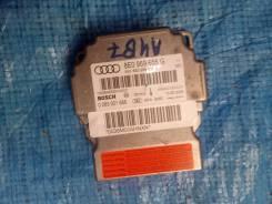 Блок управления airbag. Audi A4, 8E2, 8E5, 8EC, 8ED Audi RS4 Audi S4, 8E2, 8E5, 8EC, 8ED Двигатели: AKE, ALT, ALZ, AMB, AMM, ASB, ASN, AUK, AVB, AVF...