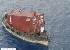 Услуги контейнеровоза, контейнерные перевозки